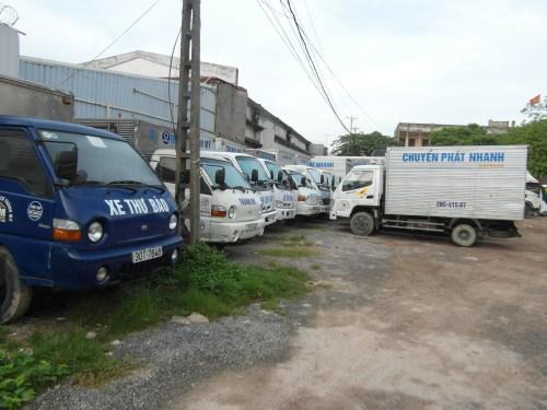 Dịch vụ vận chuyển đường bộ giá ưu đãi